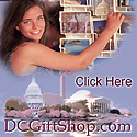 Washington DC Gift Shop