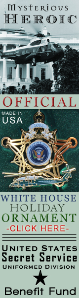 2012 White House Holiday Marine One Ornament