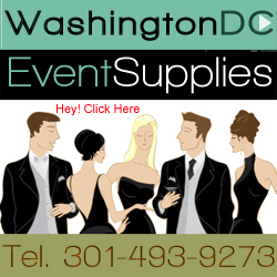 Washington DC Event Supplies