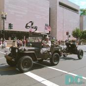 Washington DC Memorial Day Parade
