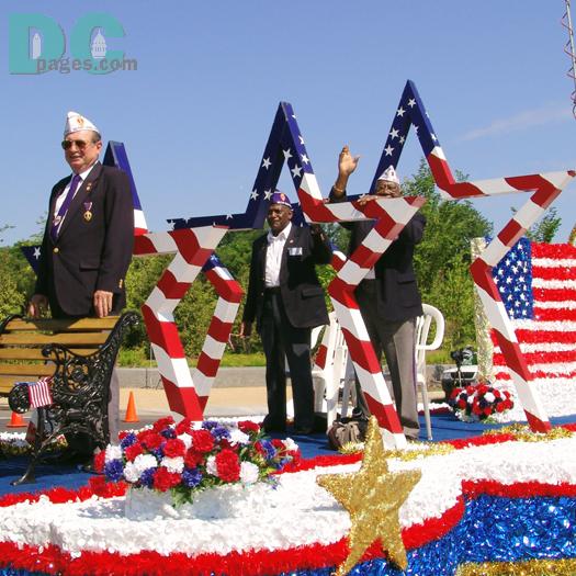 Enjoy this year's Memorial Day in Washington DC