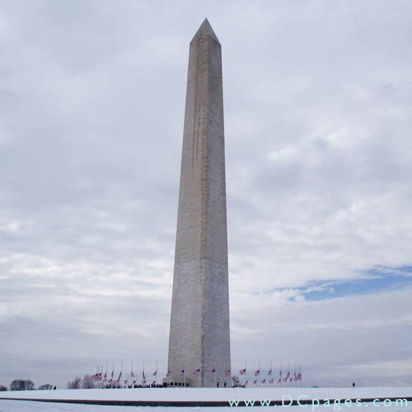 The monument was designed by Robert Mills, a prominent American architect of the 1840s.