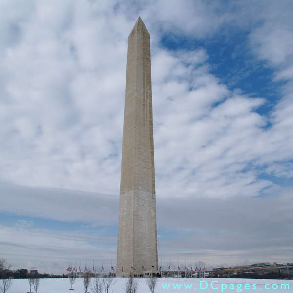 The actual construction of the monument began in 1848, but was not completed until 1884.