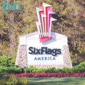 Six Flags is just off I-495 on exit 15A, Central Avenue East. You will see the Six Flags America entrance sign approximately 5 miles on your left.