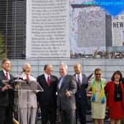 The Newseum is officially open to the public