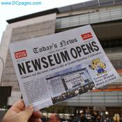Today News - Newseum Opens