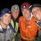 Leaving for summit of grand at 4am