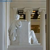 Lincoln Memorial - Interior View