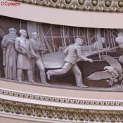 US Capitol - Rotunda Relief  - The Wright Brothers