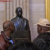 US Capitol - Dr. Martin Luther King Jr.