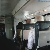Sen. Byrd flies back West Virginia