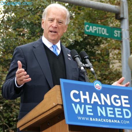Joe Biden Campaigns West Virginia