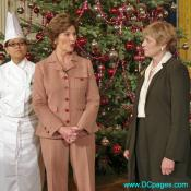 Nancy Clarke is the White House chief florist. The White House Chief Floral Designer is responsible for the planning, design, arrangement and placement of all floral decorations for the First Family, their private entertaining, and official state functions at the White House, the official residence and principal workplace of the President of the United States.