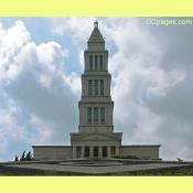 East view of the George Washington Masonic Memorial