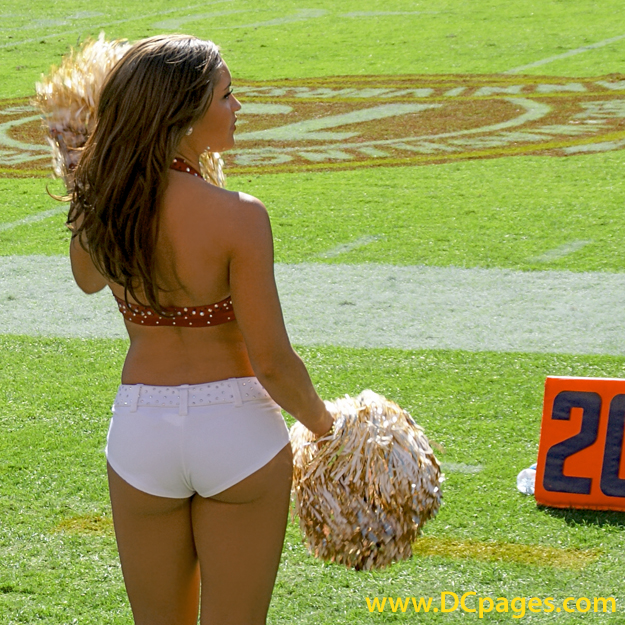 Thought differently, Redskins cheerleaders big butt opinion