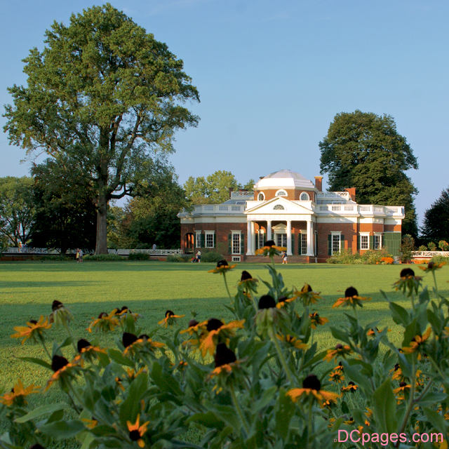 Thomas Jefferson S House In Virginia