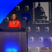 Presenter speaks at the CHCI in DC