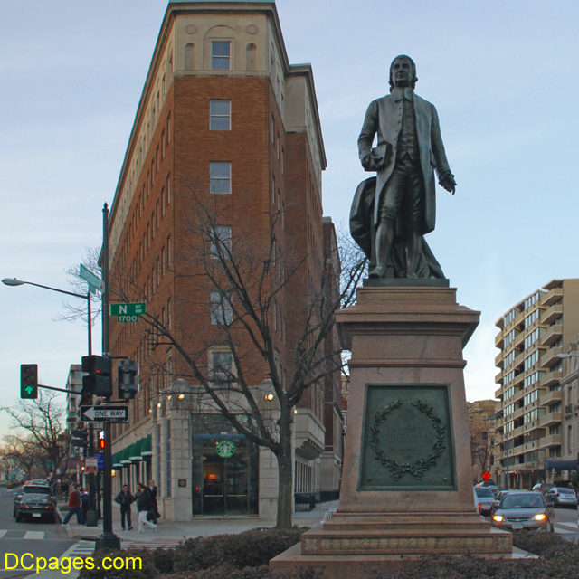 John Witherspoon Statue