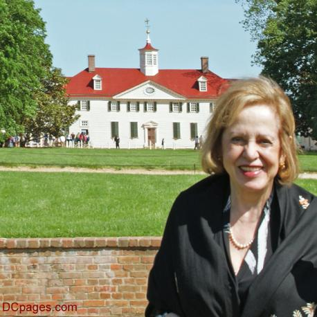 Mother's Day at Mount Vernon