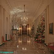 Deck the White House halls!