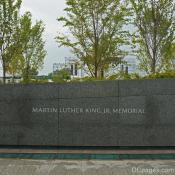Entrance to Martin Luther King Jr. Memorial