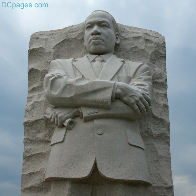 Martin Luther King Jr. Memorial Sculpture