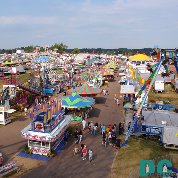 Prince William County Fair | County Fair | PWC Fair | Josh Knotts and Mark Preston's Comedy Safari Show | Agricadabra Magic Show | Xiyad