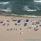 Ocean City - This incredible view is from the 22nd floor Penthouse balcony.