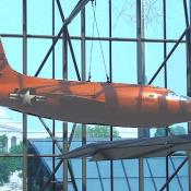 The x-1 An amazing plane, with its XLR11-RM3 rocket motor and all. In truth, its breaking to Mach 1 did lead the way to mordern day planes, or at least it was a big step in the right direction!