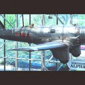 Northrop Alpha, it was used as a utility transport.
