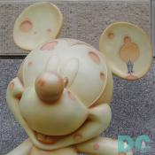 'Celebrate Mickey: 75 InspEARations' Statue - Big Cheese Mickey - JEFF SPOHN, a senior majoring in graphic design at Otis College of Art and Design, grew up in Olympia, Washington, where he developed an interest in art and graphic design while in junior high.