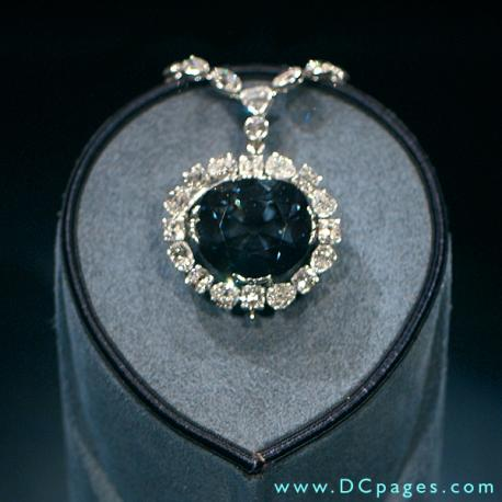 Hope Diamond and the National Gem Collection