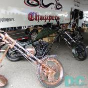 Check out the chopper made of copper