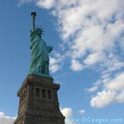 Bell Laboratories in New Jersey, USA, analyzed the samples of copper the Statue of Liberty and concluded that the metal most likely comes from Norway.