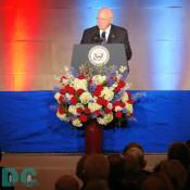 "Vice President Dick Cheney ""Phil and Ellie Merrill have been some of our closest friends during our years in Washington."""
