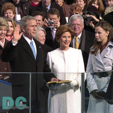 The 55th Presidential Inauguration