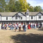 The Maryland Renaissance Festival employs more than 600 people during each season, working in both entertainment and customer service.