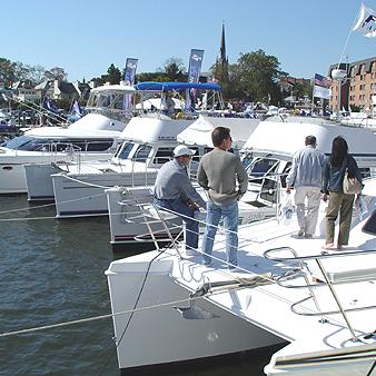 The 2003 Annapolis Boat Show