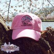 To purchase an official National Cherry Blossom Festival hat and view other Washington DC souvenirs please visit www.DCGiftShop.com